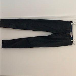 JBrand wax coated jeans
